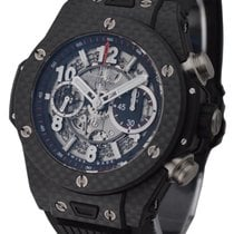 Hublot 411.QX.1170.RX Hublot Big Bang Unico in Carbon Fiber...
