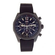 Breitling Bentley Barnato 42 Midnight Black PVD Automatic...
