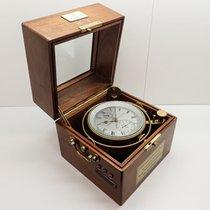 GUB Glashütte Marine - Chronometer Cal. 100 Zertifikat