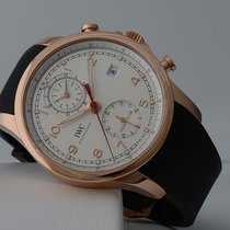 IWC Portuguese Yacht Club Chronograph - discount until July 31.