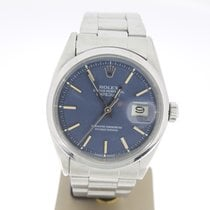 勞力士 (Rolex) Datejust 36mm Steel BlueDial (BOXonly1972) MINT