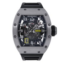 Richard Mille RM030 Titanium Automatic  Watch