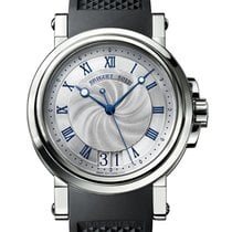 Breguet 39mm Automatic 2018 new Marine Silver