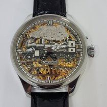 Longines Skeleton Marriage Wristwatch