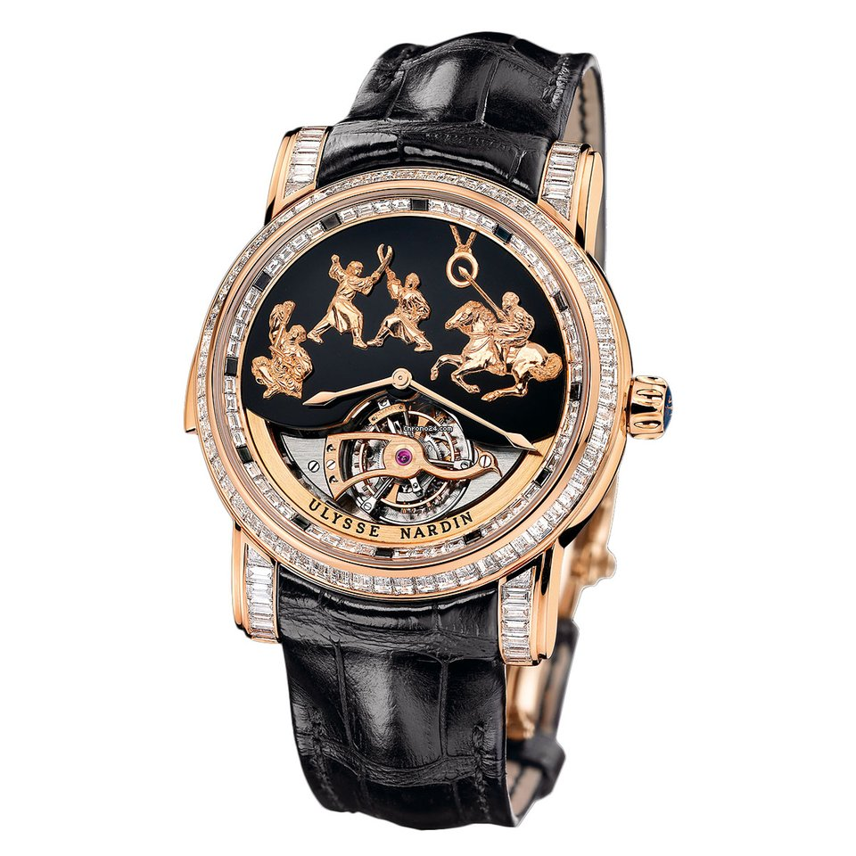 Ulysse Nardin Genghis Khan - all prices for Ulysse Nardin Genghis Khan  watches on Chrono24 b1e37b54be8