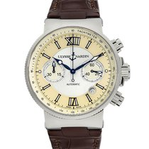 Ulysse Nardin pre-owned Automatic 41mm Sapphire crystal 10 ATM