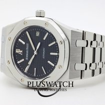 Audemars Piguet Royal Oak 15300ST Black Dial Ser. G 03/2009 4785