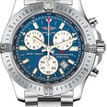 Breitling Colt Chronograph new Quartz Chronograph Watch with original box and original papers A7338811/C905/173A