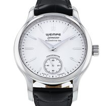 Wempe 45mm Automatic 2008 pre-owned White