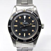 Rolex Submariner (No Date) Acero 37mm Negro Sin cifras España, Marbella