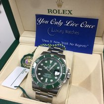 Rolex Steel 40mm Automatic 116610LV pre-owned Australia, NSW