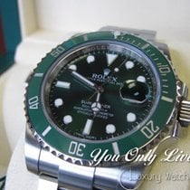 Rolex Submariner Date Steel 40mm Green No numerals Australia, NSW