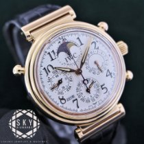 IWC Da Vinci Perpetual Calendar IW3754 Very good Yellow gold 41.5mm Automatic