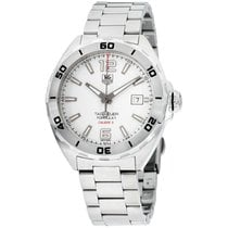 TAG Heuer Formula 1 Calibre 5 Steel 41mm White Arabic numerals United States of America, New York, Brooklyn