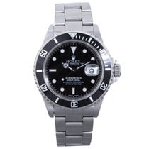 Rolex 16610LN Acero 2000 Submariner Date 40mm usados