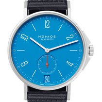 NOMOS Steel 40.3mm Automatic 554 new