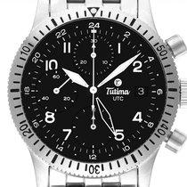 Tutima Grand Classic 741-54 Unworn Steel 38.5mm Automatic