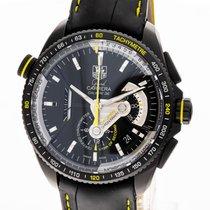 TAG Heuer Grand Carrera CAV5186.FC6304 Πολύ καλό Τιτάνιο Αυτόματη