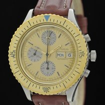 Sinn 156 Steel 43mm Gold No numerals