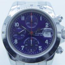 Tudor 79280P Ατσάλι 2004 Prince Date 40mm μεταχειρισμένο