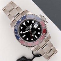 Rolex 116719BLRO Ouro branco 2019 GMT-Master II 40mm usado