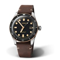 Oris Divers Sixty Five 01 733 7720 4354-07 5 21 44 new