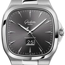 Glashütte Original Seventies Panorama Date Steel 40mm Grey United States of America, Florida, Miami