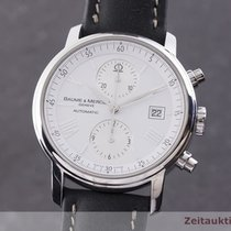 Baume & Mercier Steel 42mm Automatic 65591 pre-owned
