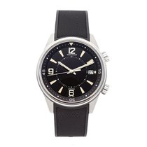 Jaeger-LeCoultre Polaris Steel 42mm Black Arabic numerals United States of America, Pennsylvania, Bala Cynwyd