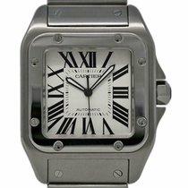 Cartier Santos 100 W200737G 2001 pre-owned