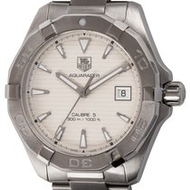 TAG Heuer Aquaracer 300M Steel 40mm Silver United States of America, Texas, Austin