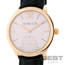 H.Moser & Cie. Rose gold 40mm Manual winding 321.503-005 pre-owned