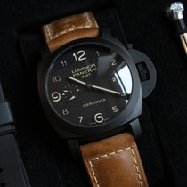 Panerai Luminor 1950 3 Days GMT Automatic PAM00441 2013 pre-owned