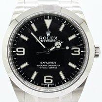 Rolex Explorer Stahl 39mm Schwarz Deutschland, Berlin