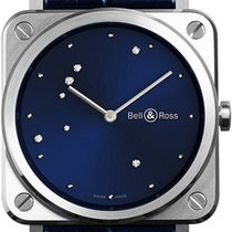 Bell & Ross BR S Steel 39mm Blue United States of America, California, Moorpark