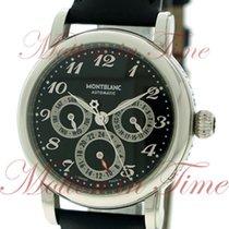 Montblanc Sport Steel 37mm Black Arabic numerals United States of America, New York, New York