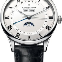 Maurice Lacroix Masterpiece Phase de Lune Men's Automatic...