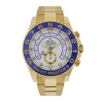 Rolex Yacht-Master II Yellow gold 44mm White No numerals United States of America, New York, New York