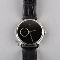 Jaquet-Droz Astrale Grande Heure Minute Onyx Dial SS