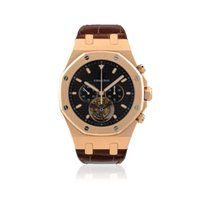 Audemars Piguet Royal Oak Rose Gold Tourbillon Chronograph