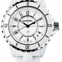 Chanel Keramik 33mm Quarz H0968 neu