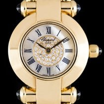 Chopard 18k Y/G Mother Of Pearl Dial Imperiale B&P 39/3211-23