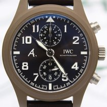 """IWC """"The Last Flight"""" Ltd. 1700 Ref.: IW388004 inkl. Mwst."""