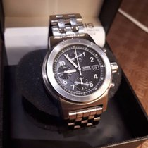 Oris BC3 chronograph