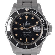 Rolex Submariner Date 'Pumpkin' Patina, Ref: 168000