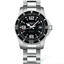Longines HydroConquest Steel Black Arabic numerals United States of America, New York, NY