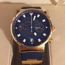 Ulysse Nardin Marine chrono Blue Seal