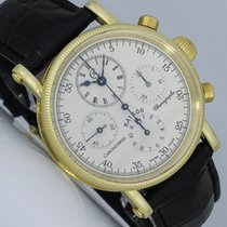 Chronoswiss Yellow gold 38mm Manual winding CH7221 pre-owned
