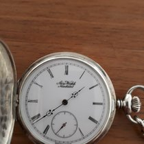 Aerowatch Savonnettes Silver - 55775 A901