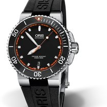 Oris Aquis Date Steel 43mm Black No numerals United States of America, Texas, FRISCO